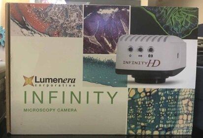 Photo used LUMENERA Infinity HD for sale