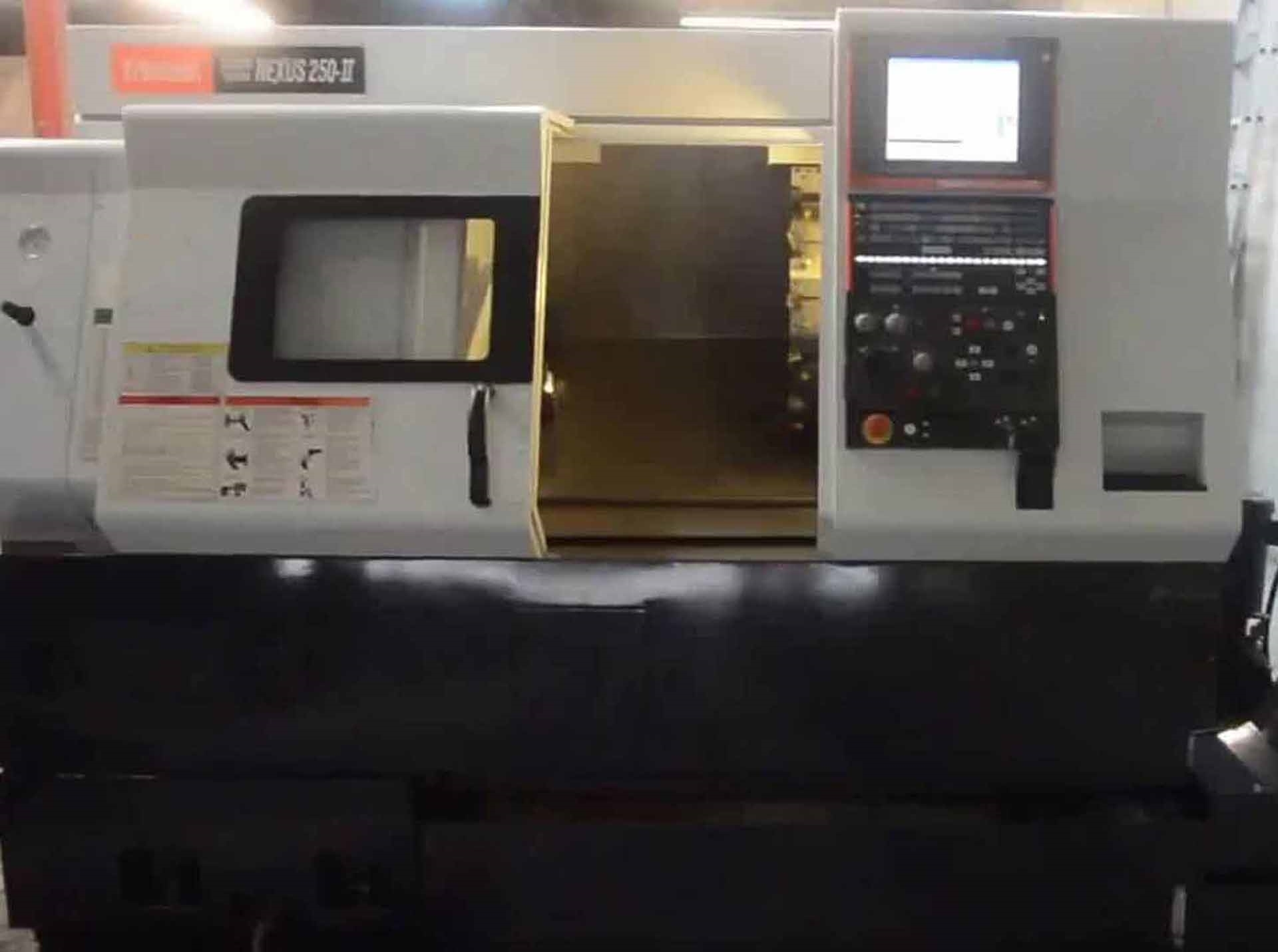 MAZAK Quick Turn Nexus 250-II used for sale price #9229884