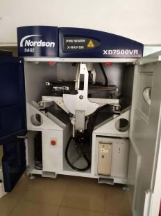 Photo used NORDSON / DAGE XD 7500VR for sale