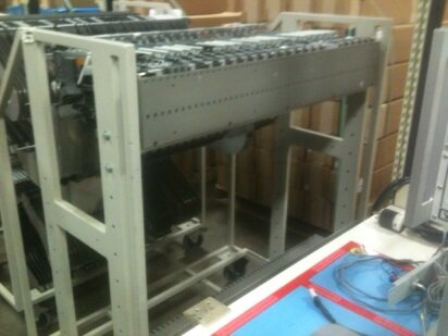 Photo used PHILIPS / ASSEMBLEON Lot of feeders for sale