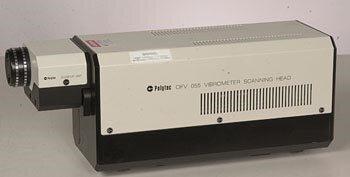 POLYTEC PSV 200 / OFV 055 used for sale price #140618, 1998