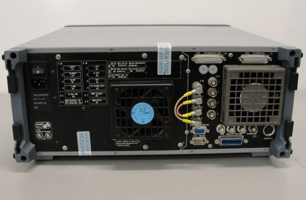 Used Electronic Test Equipment Sale : Rohde schwarz sfq for sale used price  gt cae