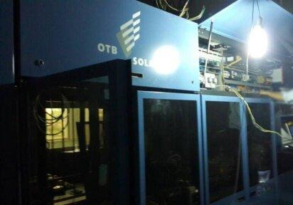 ROTH & RAU / OTB SOLAR DEPx 2400 used for sale price