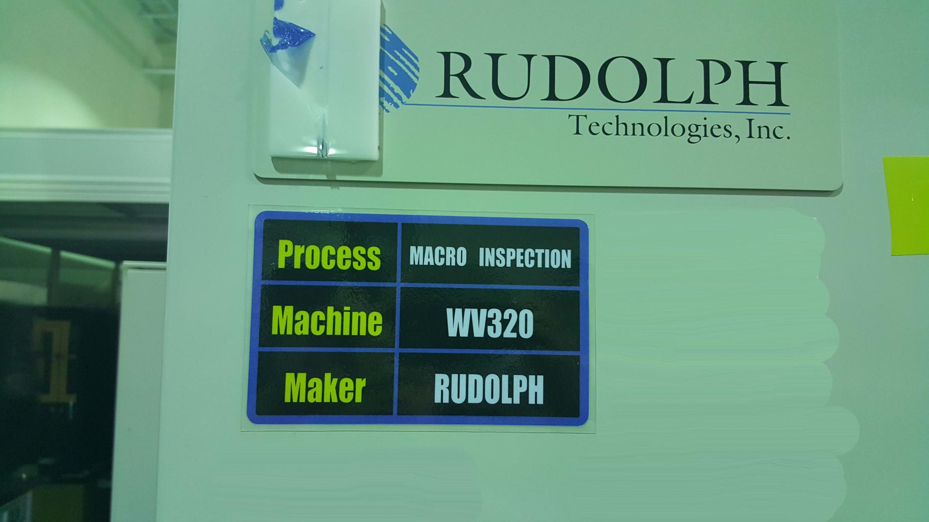 Rudolph Wv 320 Used For Sale Price 9107037 2007 Gt Buy