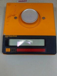 Photo used SARTORIUS Handy for sale