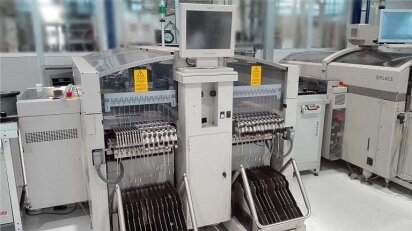 Photo used SIEMENS Siplace HS50 for sale