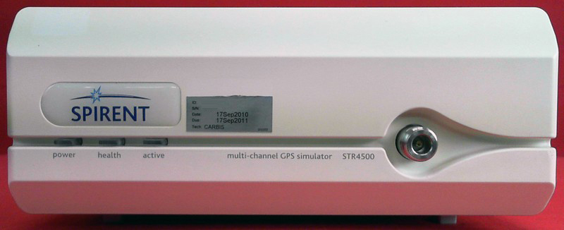 SPIRENT STR4500 used for sale price #9085341 > buy from CAE