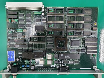 Photo used TEL / TOKYO ELECTRON Board for Mark Vz for sale