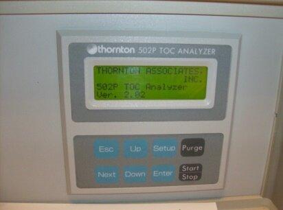 Photo benutzt THORNTON 502P zu verkaufen