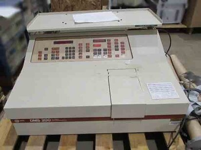 Photo used VARIAN DMS 200 for sale