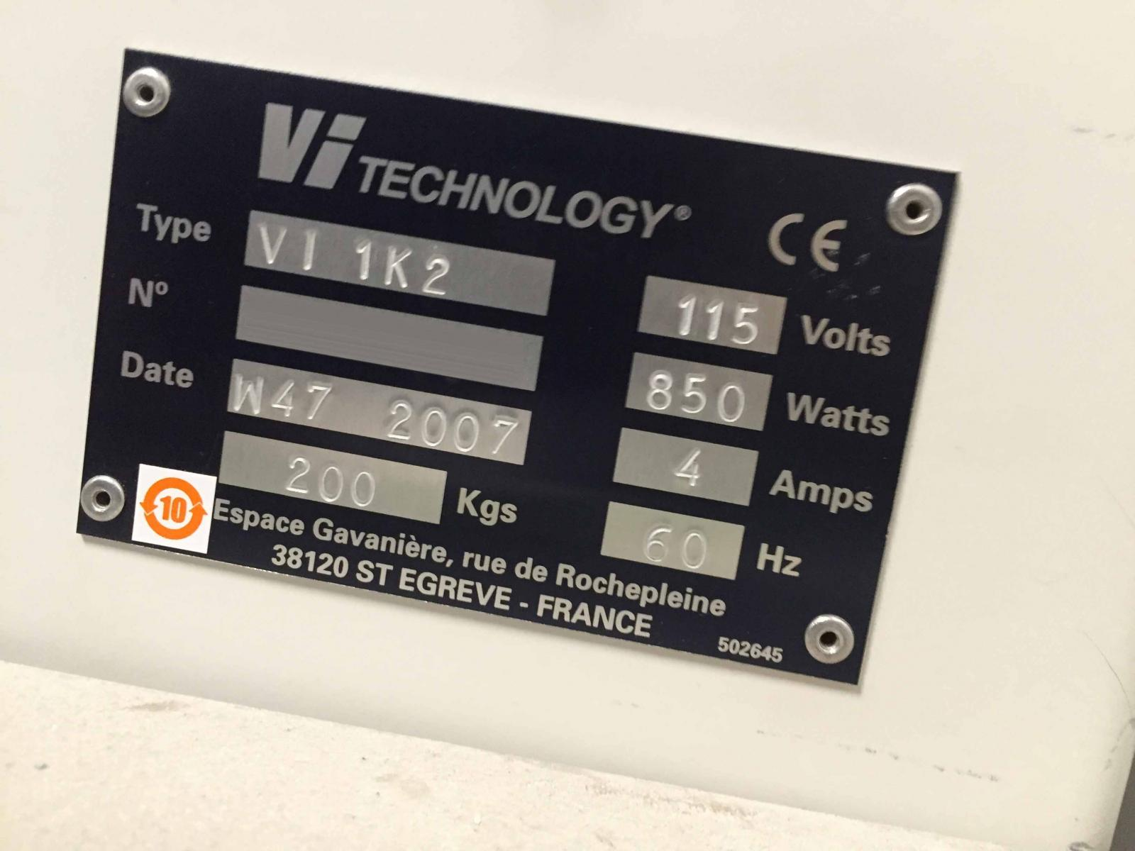 VI TECHNOLOGY Vi 1K2 used for sale price #9177309 > buy from CAE