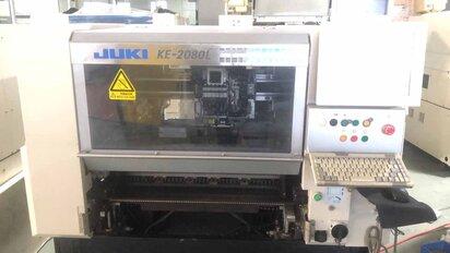 Photo used ZEVATECH / JUKI KE 2080L for sale